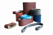 10mm  x  457mm x 120g      2AX ABRASIVE BELT