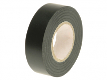 FAITAPEPVCBK 19mm x 20m  BLACK PVC ELECTRICAL TAPE