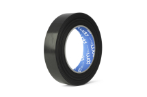 100mm x 33m BLACK PVC ADHESIVE TAPE