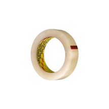 25mm x 66mtr 3M 371 CLEAR TAPE