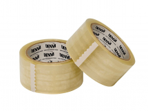 75mm x 66mtr DENVA  CLEAR TAPE