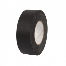 3M      1900 50mm x 50m  BLACK WATERPROOF CLOTH (DUCT) TAPE