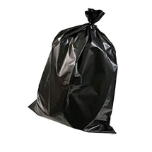18inch x 29inch x 39inch     HEAVY DUTY BLACK REFUSE SACKS (200bx)
