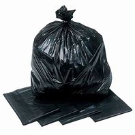18inch x 29inch x 38inch    MEDIUM DUTY BLACK REFUSE SACKS (200bx)