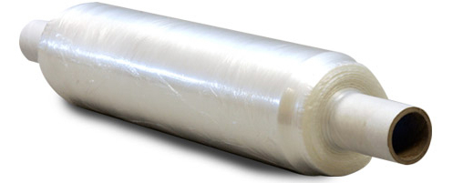 400mm x 150m HP8    CLEAR HAND WRAP (EXTENDED CORE)