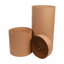 1250mm x 75m  CORRUGATED PAPER