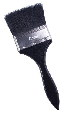 R26B3         3inch WOODEN HANDLE PAINT BRUSH