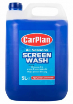 CONCENTRATED SCREENWASH   5ltr