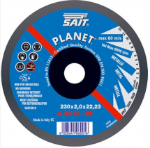 230mm x 3.0mm        D/C  A30Q CUTTING DISC (PL-DT-A)