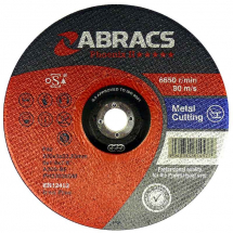 350mm x 2.5mm           A30RBF CUTTING DISC (25mm BORE)