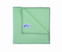 MICROFIBRE CLOTHS GREEN (10pk)
