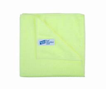 MICROFIBRE CLOTHS YELLOW(10pk)