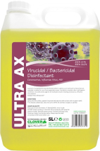 CLOVER     ULTRA AX VIRUCIDIAL BACTERICIDAL SPRAY 5ltr