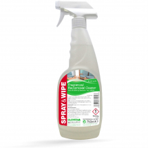 CLOVER  SPRAY & WIPE M/PURPOSE BACTERICIDAL CLEANER 750ml