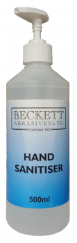 70% ALCOHOL GEL HAND SANITISER BOTTLE 500ml