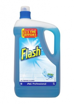 FLASH    MULTI PURPOSE CLEANER 5ltr