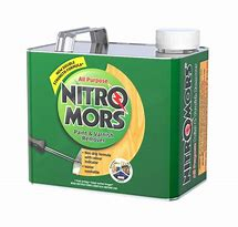NIT1392896     NITROMORS PAINT & VARNISH REMOVER 2ltr