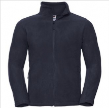 8700M  JERZEE  NAVY FLEECE  XS