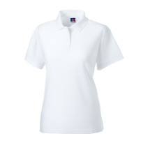 539F   WHITE POLO SHIRT  SMALL SIZE 10
