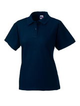 539F NAVY  POLO  SHIRT   SMALL