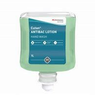 DEB      CUTAN ANTI-BAC LIQUID HAND SOAP (CGE39K)    6 x 1ltr