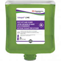 DEB  SOLOPOL LIME HAND CLEANER (LIM2LT)              4 x 2ltr