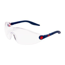 2740  3M ANTI-SCRATCH ANTI-FOG CLEAR LENS SPECS