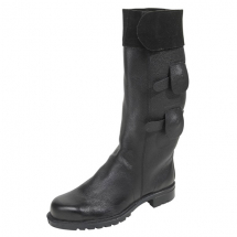 LONG LEG FOUNDRY          BOOT WITH ADDITIONAL RIVET SIZE 10
