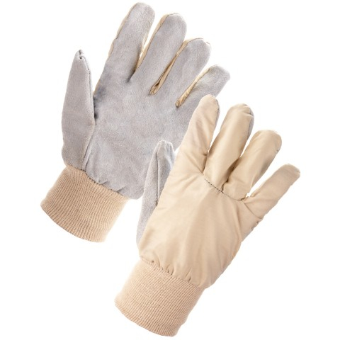 MENS      COTTON CHROME GLOVES (PACKED IN 12's)