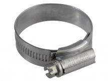 SIZE 1X 30MM-40MM JUBILEE ZINC PLATED HOSE CLIP