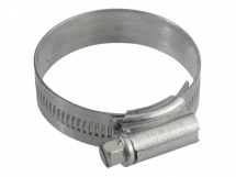 SIZE 1M 32MM-45MM JUBILEE ZINC PLATED HOSE CLIP