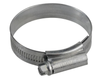 SIZE 2A 35MM-50MM JUBILEE ZINC PLATED HOSE CLIP