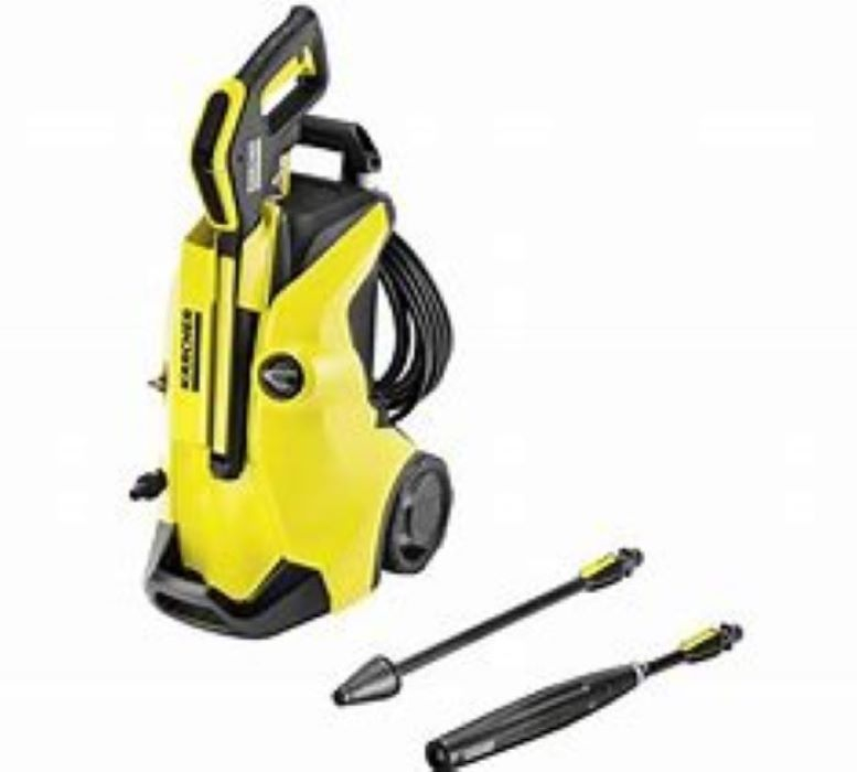 KARK4FC   KARCHER 130 BAR 240v PRESSURE WASHER