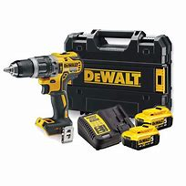 DEWDCD796P1   DEWALT 18v LI-ON DRILL (1x4ah,1x5ah BATTERY)