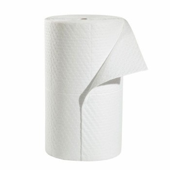 OREMN/TP     50cm x 40m  98ltr PERFORATED OIL ABSORBENT ROLL