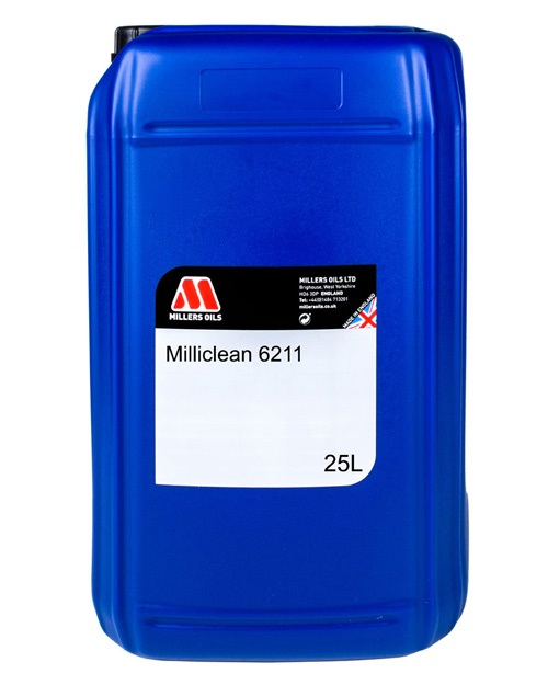 MILLICLEAN 6211      OIL 25ltr (CLEANING+DE-BURRING SOLUTION)