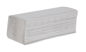 HV2W30  INTERLEAF   WHITE 2PLY HAND TOWELS