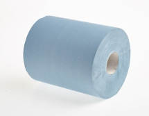 2173           150m BLUE  1PLY ROLL TOWELS