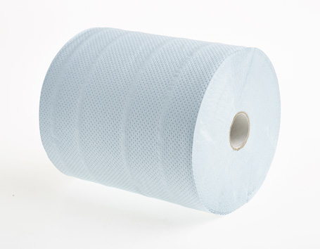 RTB175         175m BLUE  2PLY ROLL TOWELS