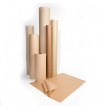 600mm x 280m  PURE KRAFT PAPER (70gsm WRAPPING PAPER)