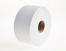 J26200P   200m 58mm WHITE 2PLY MINI JUMBO TOILET ROLLS