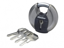 MASTER LOCK M40 EXCELL    70MM STAINLESS STEEL DISCUS PADLOCK