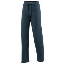 JH075   LADIES NAVY SWEATPANTS SIZE LARGE (14)